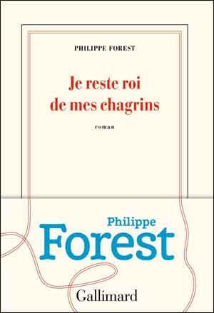 Philippe Forest Je reste roi de mes chagrins Recensie