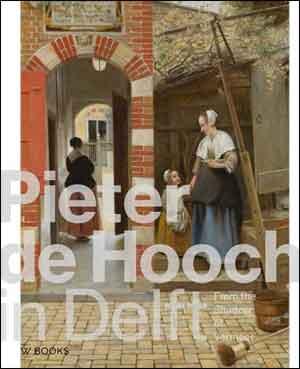Pieter de Hooch in Delft Boek Recensie