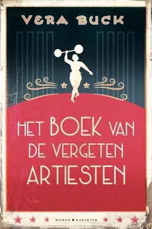 Vera Buck Het boek van de vergeten artiesten Recensie