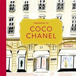 Zena Alkayat Coco Chanel Recensie Vrouwen met Lef 1
