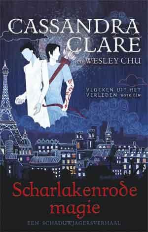 Cassandra Clare Scharlakenrode magie Recensie