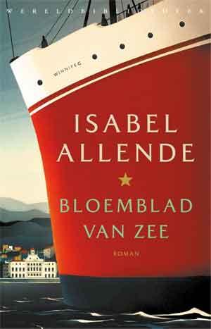 Isabel Allende Bloemblad van zee Recensie