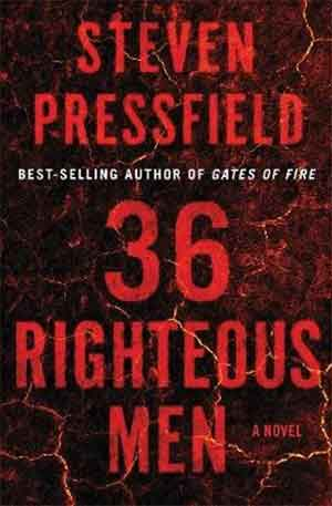 Steven Pressfield 36 Righteous Men Recensie