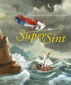 SuperSint Prentenboek Recensie Sinterklaasboek