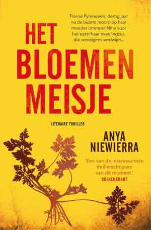 Anya Niewierra Het bloemenmeisje Recensie