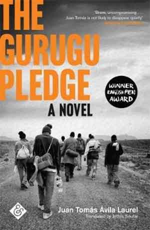 Juan Tomás Ávila Laurel The Gurugu Pledge Recensie