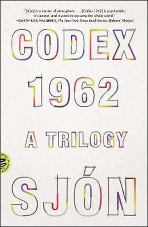 Sjón CoDex 1962 Engelse vertaling