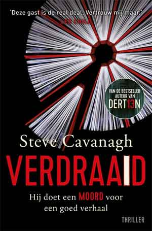 Steve Cavanagh Verdraaid Recensie