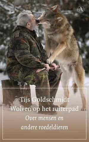 Tijs Goldschmidt Wolven op het ruiterpad Recensie