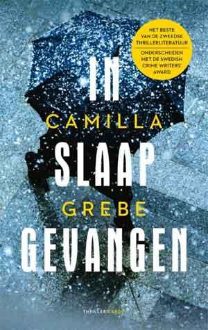 Camilla Grebe In slaap gevangen Recensie