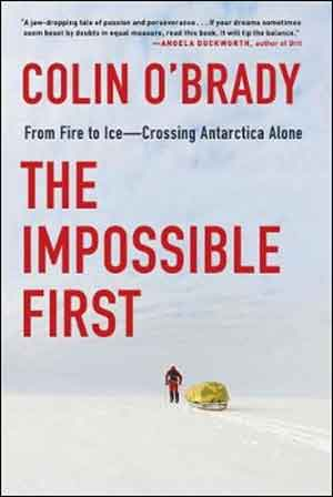 Colin O'Brady The Impossible First Antarctica Reisverhalen