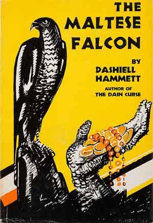 Dashiell Hammett The Maltese Falcon - Boeken uit 1930