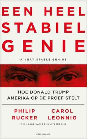 Een heel stabiel genie Boek over Donald Trump Recensie