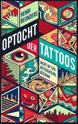 Henri Beunders Optocht der tattoos Recensie