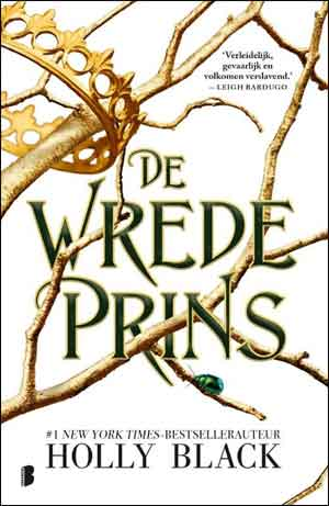Holly Black De wrede prins Recensie