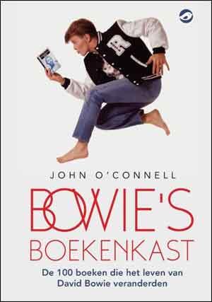 John O'Connell Bowie's boekenkast Recensie