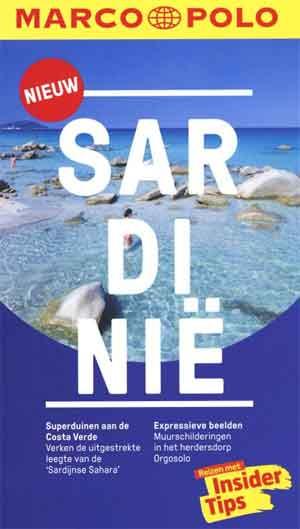 Marco Polo Sardinië Reisgids