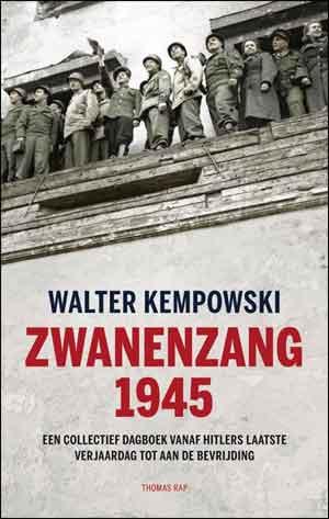 Walter Kempowski Zwanenzang 1945 Recensie