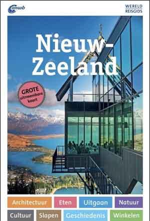 ANWB Reisgids Nieuw-Zeeland