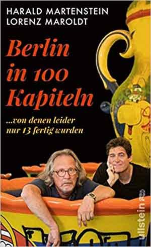 Berlin in 100 Kapiteln Berlijn boek