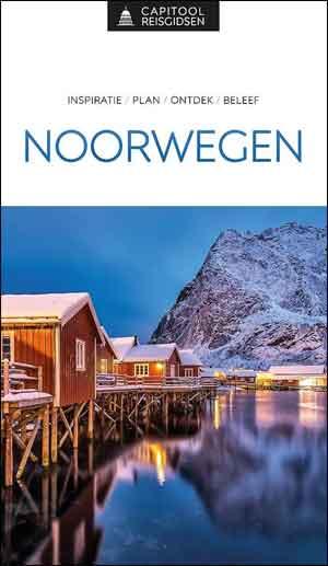 Capitool Reisgids Noorwegen Recensie en Informatie