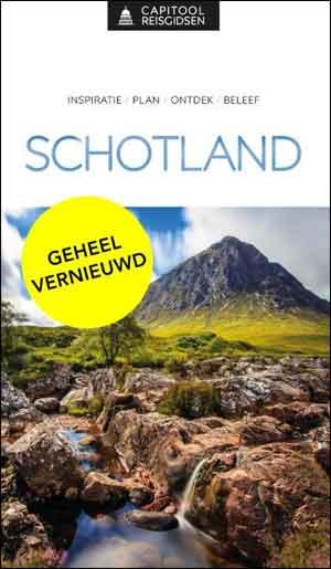 Capitool Reisgids Schotland Recensie en Informatie