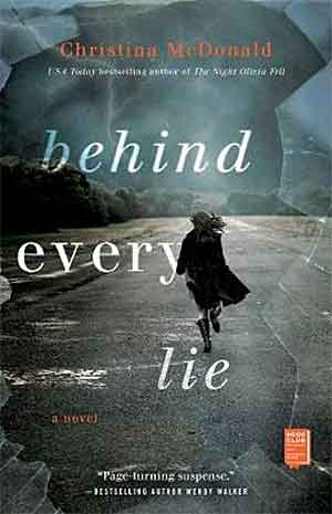 Christina McDonald Behind Every Lie Recensie