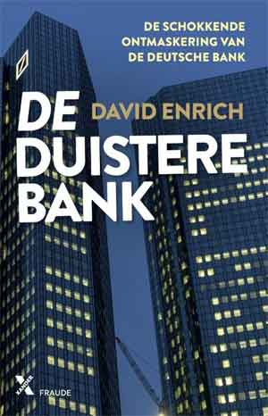 David Enrich De duistere bank Boek over de Deutsche Bank
