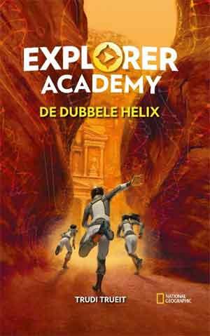 Explorer Academy 3 De dubbele helix Recensie Boek van Trudi Trueit