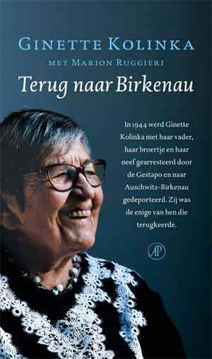 Ginette Kolinka Terug naar Birkenau Recensie