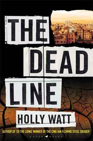 Holly Watt The Dead Line Recensie