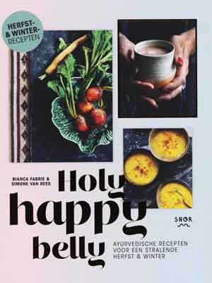 Holy Happy Belly Ayurveda kookboek Recensie