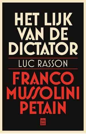 Luc Rasson Het lijk van de dictator Recensie