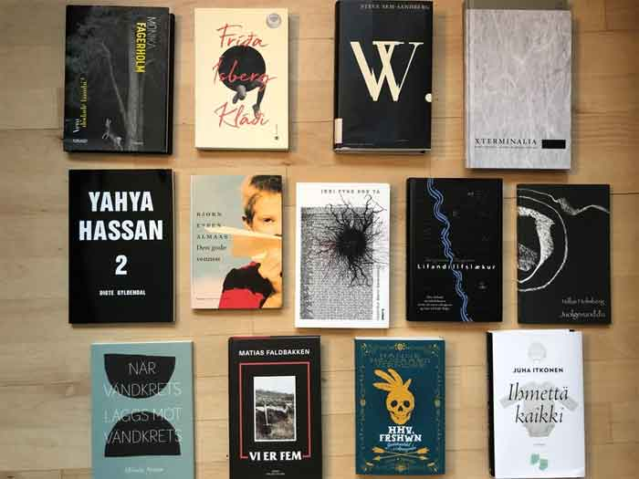 Nordic Council Literature Prize 2020 Winnaar en Genomineerden
