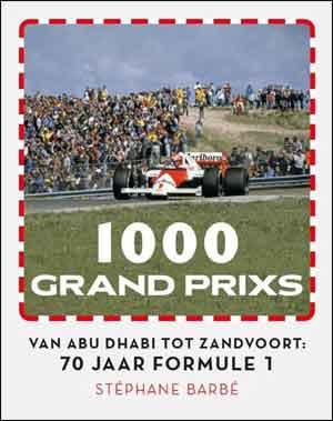 Stéphane Barbé 1000 Grand Prixs Recensie