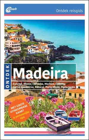 ANWB Reisgids Madeira Informatie