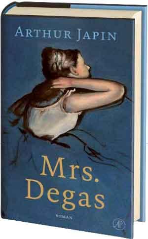 Arthur Japin Mrs. Degas Recensie