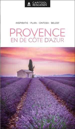Capitool Reisgids Provence en de Cote d'Azur Reisgids Informatie