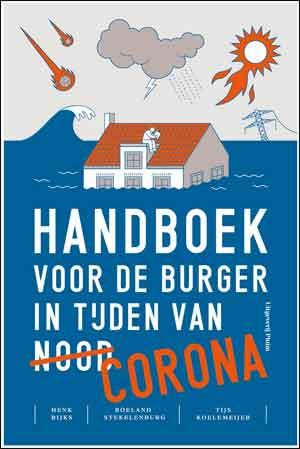 Handboek voor de burger in tijden van Corona eBook