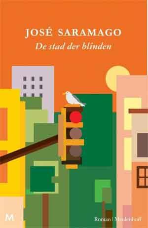 José Saramago De stad der blinden Boekbespreking en Informatie