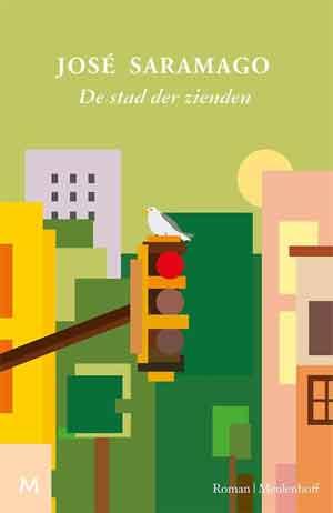 José Saramago boeken De stad der zienden