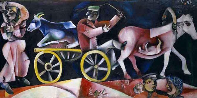 Marc Chagall Boeken en Informatie