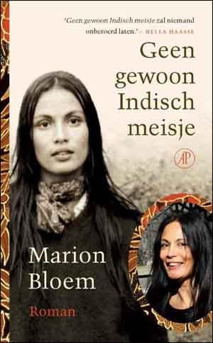 Marion Bloem Geen gewoon Indisch meisje Boekbespreking en Recensie