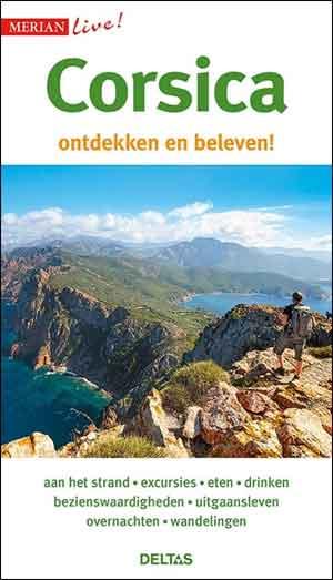 Merian Live Corsica Reisgids Recensie en Informatie