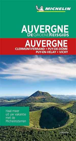 Michelin Reisgids Auvergne Groene Reisgids Informatie