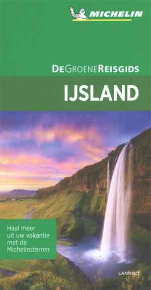 Michelin Reisgids IJsland