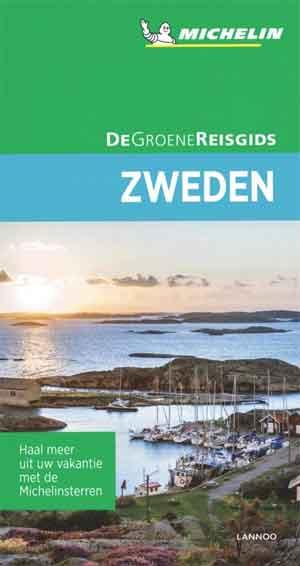 Michelin Reisgids Zweden Recensie en Informatie