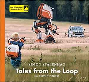 Simon Stålenhag Tales from the Loop Beeldroman