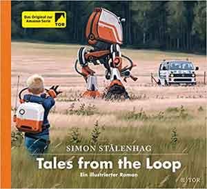 Simon Stålenhag Tales from the Loop Beeldroman
