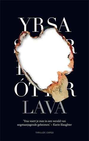 Yrsa Sigurðardóttir Lava Recensie